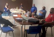 La FBER se reunió en Colón para planificar sus actividades y competencias para 2021