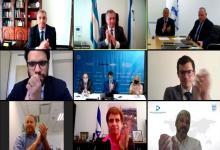 Israel cooperará con Argentina en proyectos para la gestión de los recursos hídricos