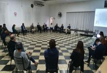 Reunión Zanuttini en Colón