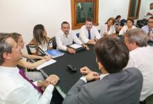 Reunión de Gabinete Adán Bahl