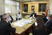 Reunión proyecto cambio climático