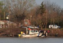 Encontraron el cuerpo sin vida de Fabio Cortesi en el río Gualeguaychú