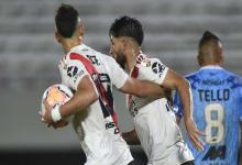 Copa Libertadores: el entrerriano Casco abrió el camino de una histórica goleada de River