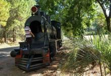 CTM radicó la denuncia por el robo a la histórica máquina del ferrocarril Urquiza