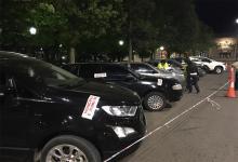 Ocho vehículos por alcoholemia en sus conductores fueron retenidos hoy por parte de autoridades de la Municipalidad de Concepción del Uruguay.