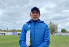Fútbol: Romeo Molina asumió como nuevo DT de Sportivo Urquiza