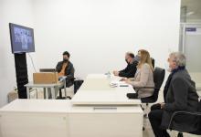 Romero dialogó con legisladores nacionales de Cambiemos