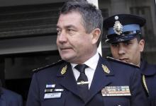 Roncaglia es actualmente el jefe de la Policía Federal Argentina.
