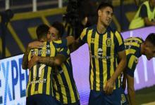 Rosario Central hundió más a Arsenal de Sarandí en el Gigante de Arroyito