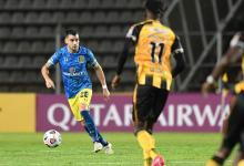 Rosario Central sufrió un agónico empate ante Deportivo Táchira en Venezuela