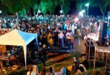 Amplia repercusión nacional tuvo la fiesta sin protocolo ni barbijos que organizó la Municipalidad de Santa Elena, en medio de uno de los mayores tiempos de contagio de Covid-19.