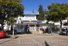 El Paraná Rowing Club ofreció sus instalaciones ante la pandemia