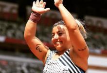 La gualeguaychuense Ruiz Díaz cerró su performance con un noveno puesto en Tokio 2020