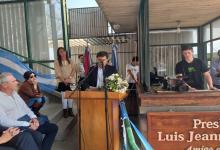 El presidente de la Sociedad Rural de Gualeguaychú, José Ignacio Colombatto, criticó al gobierno provincial y municipal e indirectamente llamó a apoyar al gobierno nacional.