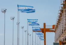 Salto Grande banderas