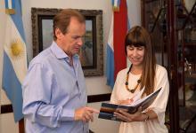 La ministra de Salud, Sonia Velázquez, dio a conocer un informe en el que detalla los fondos que la Nación dejó de enviar a la provincia de distintos programas.