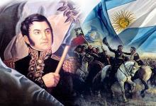 San Martín nació en Yapeyú, el 25 de febrero de 1778; y falleció en Boulogne-Sur-Mer (Francia), 17 de agosto de 1850.
