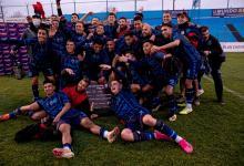 Copa Argentina: San Telmo sorprendió a Banfield y se metió en octavos de final