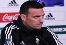 """Scaloni anunció que ante México verá """"quiénes están capacitados para jugar por los puntos"""""""