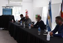 presentación informe Covid en escuelas Crespo