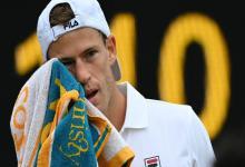 Tenis: Diego Schwartzman se despidió de Wimbledon en la tercera ronda