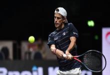 Tenis: Diego Schwartzman revirtió su partido y avanzó a las semifinales en Colonia