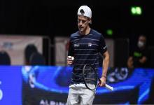 Tenis: Diego Schwartzman se estrenó con un triunfo en el top ten