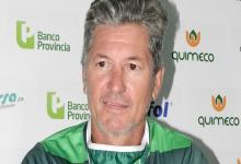 Internaron por coronavirus al ex DT de Patronato, Mario Sciacqua
