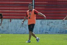 """Antes de viajar, Sciacqua dijo que """"hay que ir con mucho optimismo"""" a Santiago del Estero"""
