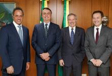 Bolsonaro le propuso a Alberto Fernández reunirse el 1 de marzo en Montevideo