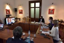 Bordet abordó con Scioli la oferta exportable entrerriana con destino a Brasil