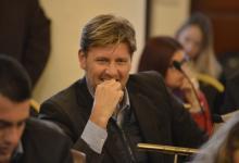 El Concejo Deliberante declaró a Sebastián Bértoli Personalidad Destacada de Paraná