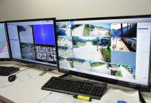 Ya se destinaron 38 millones de pesos a reforzar los sistemas de videovigilancias.