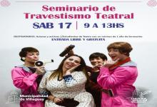 Seminario de Travestismo Teatral