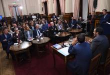 Senadores escucharon a jueces y especialistas en otra audiencia por el Código Penal