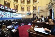El Senado sesionará el jueves con numerosos proyectos de consenso