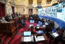 Se aprobó la reducción de recursos a la Ciudad de Buenos Aires para afrontar los gastos de la Policía Federal; la oposición se ausentó de la votación.