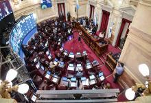 La semana próxima habrá sesión especial en la Cámara de Senadores.