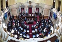 La Corte Suprema avaló que el Senado sesione de manera virtual.