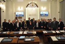 El Senado sancionó el régimen de licencia para abogados de Entre Ríos