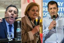 senadores nacionales