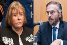 Servini le pidió al juez Hornos que renuncie a la presidencia de Casación
