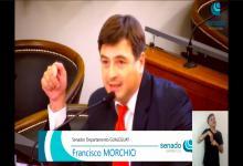 Francisco Morchio en sesión