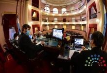 sesión virtual Cámara de Diputados de Entre Ríos