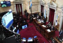 Senado Nacional sesión virtual
