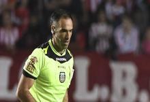 Silvio Trucco será el árbitro para el debut de Patronato en Santa Fe