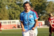 La entrerriana Sofía Schell anotó un gol para el empate de UAI Urquiza ante San Lorenzo