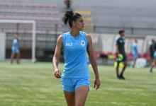 Fútbol: la nogoyaense Soledad Jaimes seguirá su carrera en el legendario Nápoli