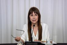 Sonia Velázquez es ministra de Salud de Entre Ríos.