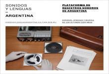Sonidos y Lenguas - Argentina